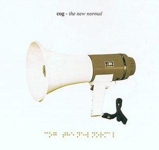 <i>The New Normal</i> (album) 2005 studio album by Cog