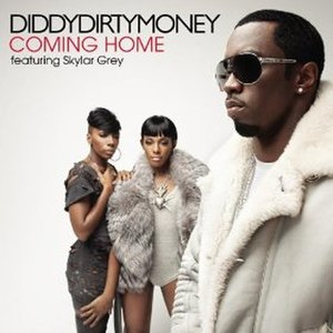 Coming Home (Diddy – Dirty Money song) - Image: Coming Home Diddy Dirty Money