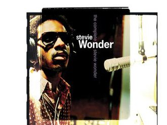 The Complete Stevie Wonder - Image: Complete SW