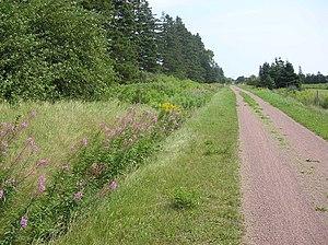Confederation Trail - Image: Confederation trail 06