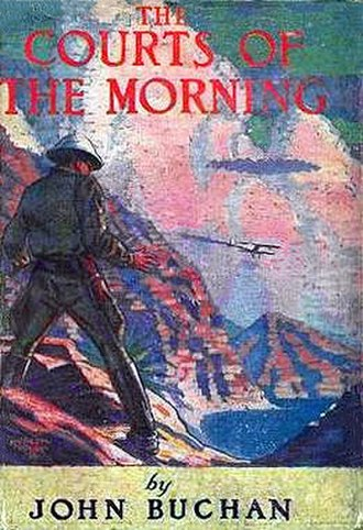 The Courts of the Morning - First US edition