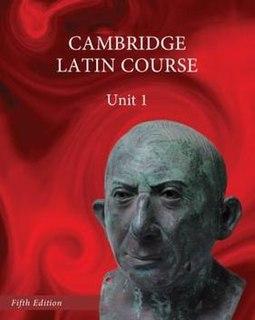 <i>Cambridge Latin Course</i> Series of textbooks published by Cambridge University Press