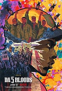 <i>Da 5 Bloods</i> 2020 American war drama film by Spike Lee