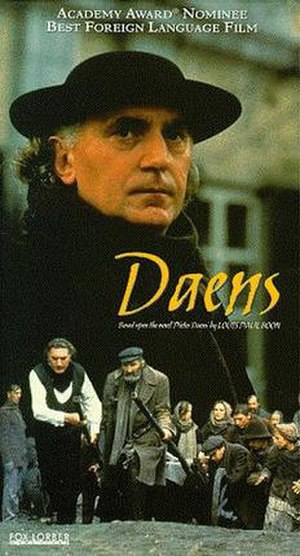 Daens (film) - Theatrical release poster