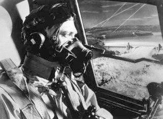 The Dam Busters (film) - Richard Todd as Guy Gibson in The Dam Busters (1955)