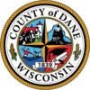 Official seal of Dane County