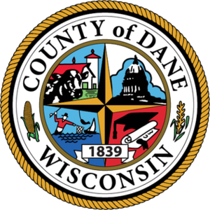 Dane County, Wisconsin - Image: Dane County wi seal