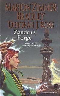 <i>Zandrus Forge</i> book by Marion Zimmer Bradley