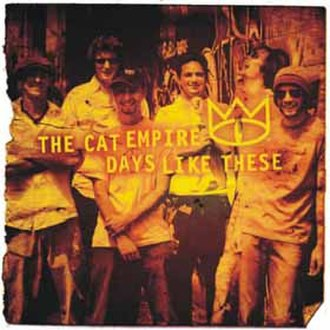 Days Like These (song) - Image: Days Like These