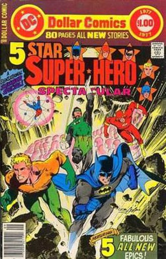 DC Special Series - Image: Dcspecseries 01