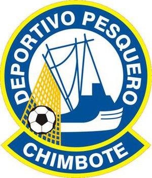 Deportivo Wanka - Image: Deportivo Pesquero