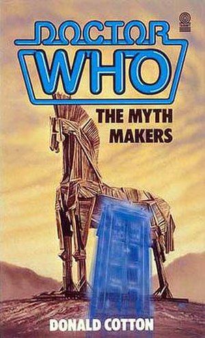 The Myth Makers - Image: Doctor Who The Myth Makers