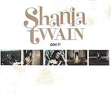 Don't! (Shania Twain single - cover art).jpg