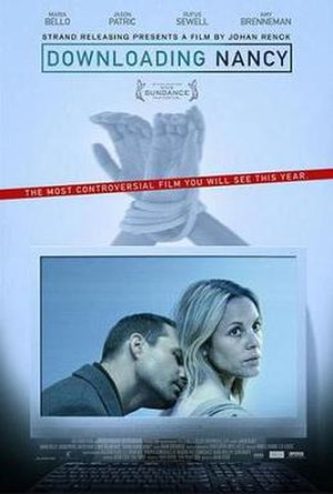 Downloading Nancy - Promotional film poster