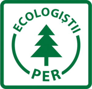 Ecologist Party of Romania - Image: Ecologist Party of Romania logo