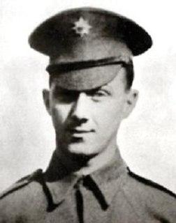 Edward Colquhoun Charlton Recipient of the Victoria Cross
