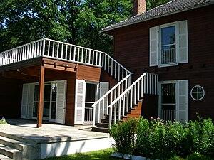 Caputh, Brandenburg - Einstein's summer house