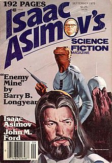 Enemy Mine (novella) novella by Barry Longyear