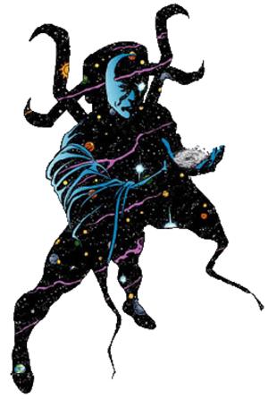 Eternity (comics) - Image: Eternity 1