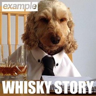 Whisky Story - Image: Example Whisky Story