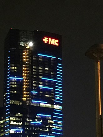 FMC Corporation - FMC Towers headquarters in Philadelphia