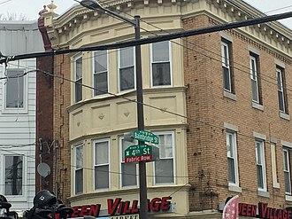 Fabric Row (Philadelphia) - Fabric Row on South 4th Street