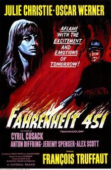 Image result for fahrenheit 451 movie images