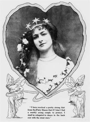 The Fairy's Dilemma - Jessie Bateman as the Fairy