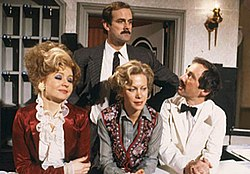 fawlty towers deutsch