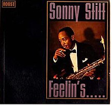 Sonny Stitt And Paul Gonsalves Salt And Pepper