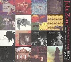Filmworks Anthology - Image: Filmworks Anthology