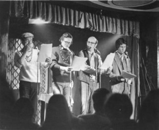 The Firesign Theatre American surreal comedy group