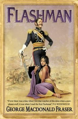 Harry Flashman - Cover of Flashman (2005 printing)