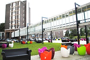 Fontys University of Applied Sciences - Fontys International Campus Venlo
