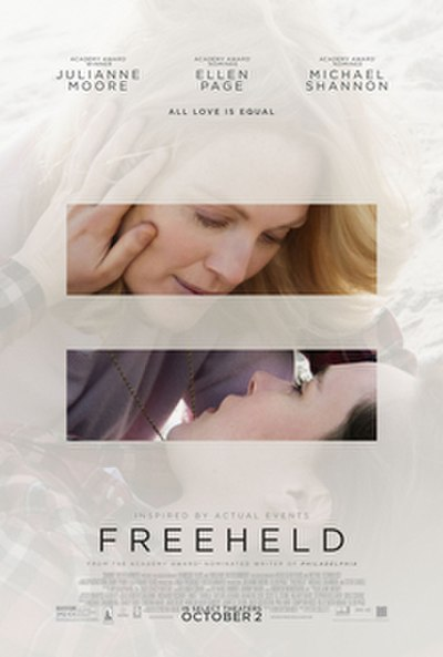 Picture of a movie: Freeheld