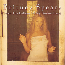 From the bottom of my broken heart by britney