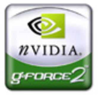 GeForce 2 series - GeForce2 logo