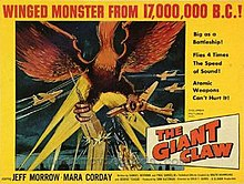 Image result for the giant claw