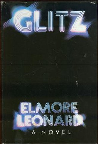 Glitz (novel) - Image: Glitz book cover