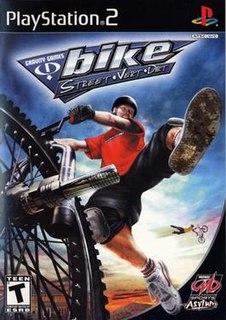 <i>Gravity Games Bike: Street Vert Dirt</i> 2002 video game