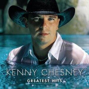 Greatest Hits (Kenny Chesney album) - Image: Greatest Hits Kenny Chesney