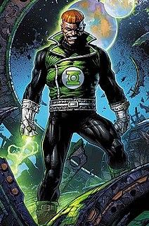 Guy Gardner (comics) DC comics fictional character