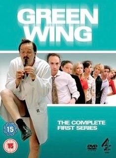 <i>Green Wing</i> (series 1)