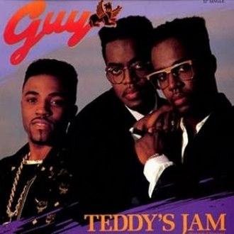 Teddy's Jam - Image: Guy Teddy's Jam Single