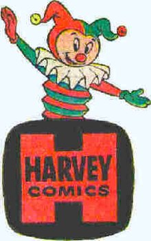 Image result for harvey comics