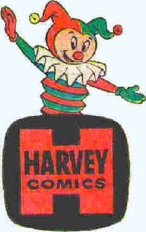 Harvey Comics - Harvey Comics 1959–1982 logo