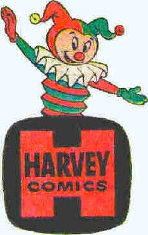 Harvey Comics - Harvey Comics 1959–1982 logo