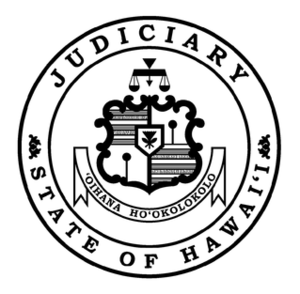 Hawaii Intermediate Court of Appeals - Image: Hawaii State Judiciary Seal Transparent