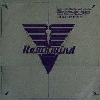 Motorhead (song) - Image: Hawkwind Motorhead Single (1982)
