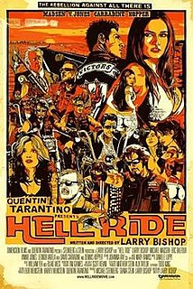 <i>Hell Ride</i> 2008 film by Larry Bishop
